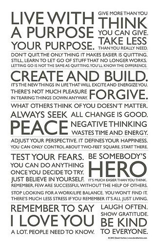 How to write manifesto of an ngo